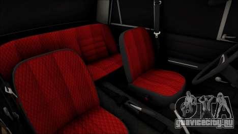 Ваз 2106 Бродяга для GTA San Andreas вид справа