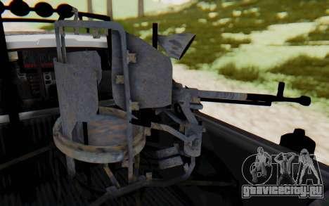 Ford F-150 ROAD Zombie для GTA San Andreas вид справа