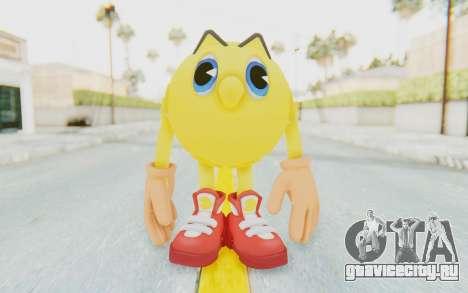 Pac-Man v1 для GTA San Andreas второй скриншот