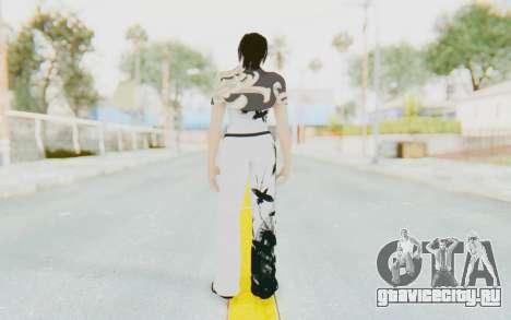 Jun Kazama для GTA San Andreas третий скриншот