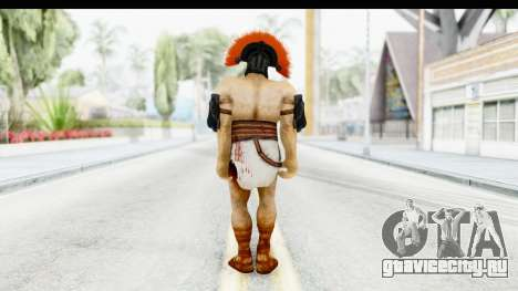 God of War 3 - Hercules v1 для GTA San Andreas третий скриншот