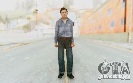Mafia 2 - Vito Scaletta Prison для GTA San Andreas второй скриншот