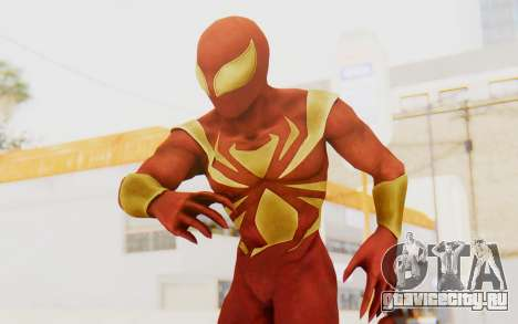 Marvel Heroes - Iron Spider для GTA San Andreas