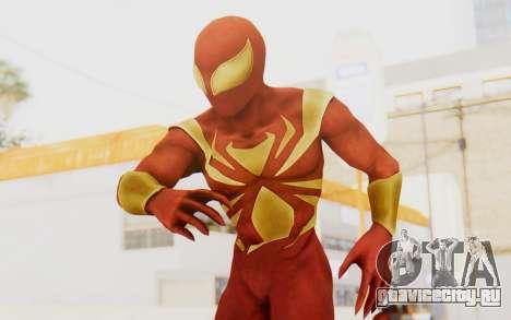 Marvel Heroes - Iron Spider для GTA San Andreas