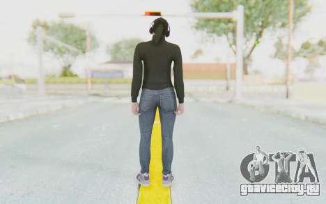 GTA Online Skin Female для GTA San Andreas третий скриншот