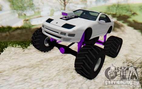 Nissan 300ZX Monster Truck для GTA San Andreas