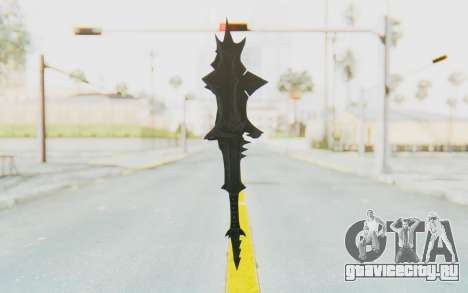 Mace of MolagBall для GTA San Andreas второй скриншот