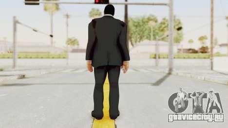 Dead Rising 2 Off The Record Frank West Glasses для GTA San Andreas третий скриншот