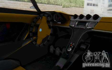 GTA 5 Grotti Prototipo v2 IVF для GTA San Andreas вид сбоку