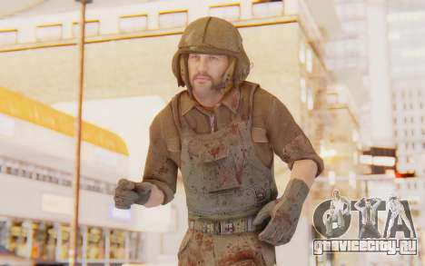 COD BO USA Pilot Vietnam для GTA San Andreas