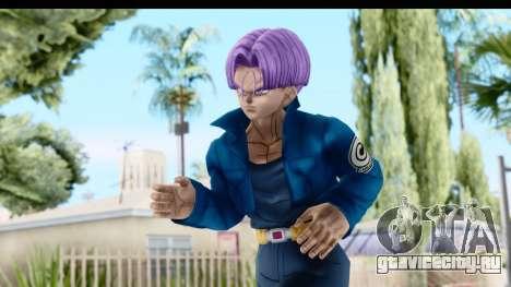 Dragon Ball Xenoverse Future Trunks SJ для GTA San Andreas
