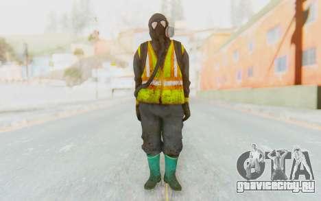 The Division Cleaners - Incinerator для GTA San Andreas второй скриншот