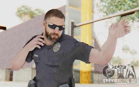 CoD BO2 LAPD v3 для GTA San Andreas
