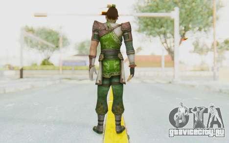 Dynasty Warriors 8 - Guan Su для GTA San Andreas третий скриншот