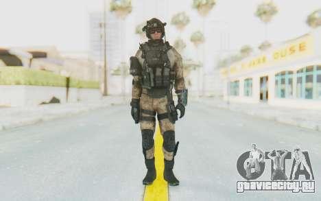 Federation Elite Assault Desert для GTA San Andreas второй скриншот