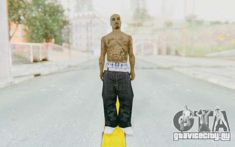 Mexican Skin для GTA San Andreas второй скриншот