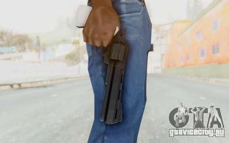 Revolver from TF2 для GTA San Andreas третий скриншот