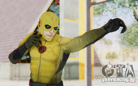 The Reverse Flash CW для GTA San Andreas