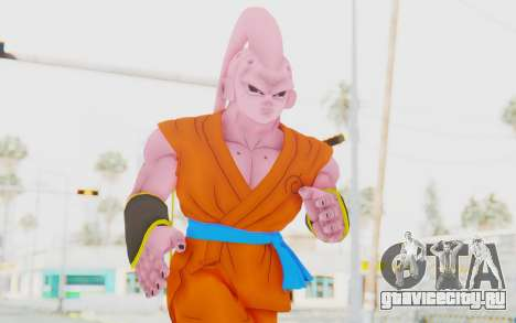 Dragon Ball Xenoverse Super Buu Goku FnF Absorbe для GTA San Andreas