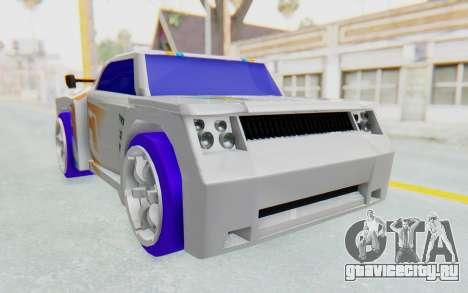 Hot Wheels AcceleRacers 3 для GTA San Andreas