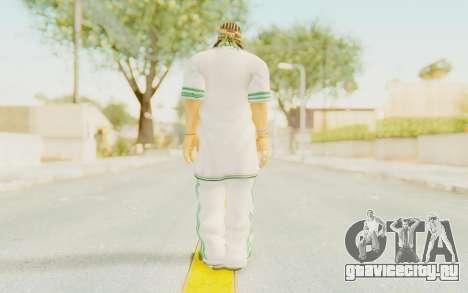 Def Jam Fight For New York - Sean Paul v2 для GTA San Andreas третий скриншот