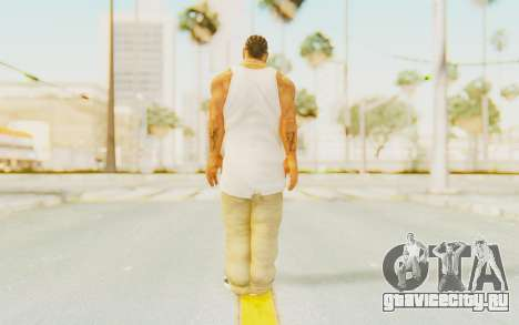 Def Jam Fight For New York - Xzibit для GTA San Andreas третий скриншот