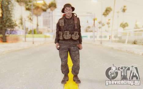 COD BO PVT Pepper Vietnam для GTA San Andreas второй скриншот