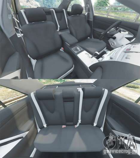 Toyota Camry V40 2008 [stock] для GTA 5