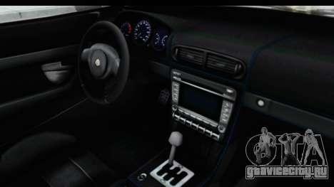 GTA 5 Lampadati Furore GT SA Lights для GTA San Andreas вид изнутри