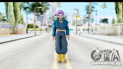Dragon Ball Xenoverse Future Trunks SJ для GTA San Andreas второй скриншот