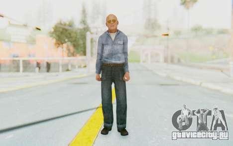 Mafia 2 - Jimmy Prison для GTA San Andreas второй скриншот