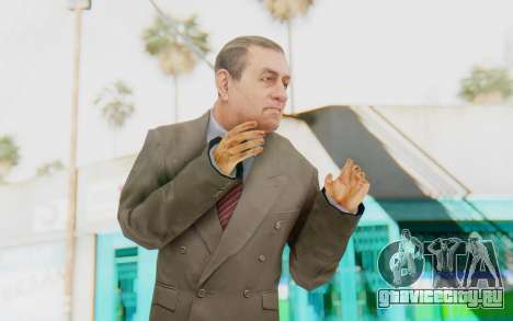 Mafia 2 - Clemente для GTA San Andreas