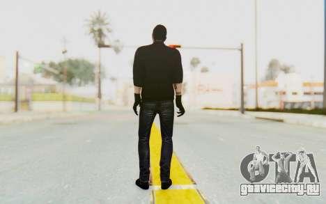 Payday 2 - Bodhi для GTA San Andreas третий скриншот