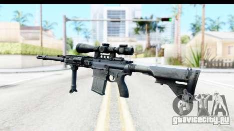 CoD Ghosts - G-28 Custom для GTA San Andreas второй скриншот