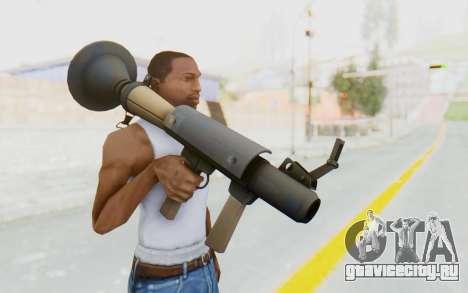 Rocket Launcher from TF2 для GTA San Andreas третий скриншот