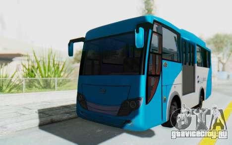 Hino Evo-C Transjakarta Feeder Bus для GTA San Andreas