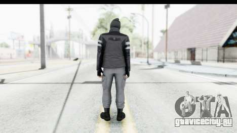 GTA Online Skin (Heists) для GTA San Andreas третий скриншот