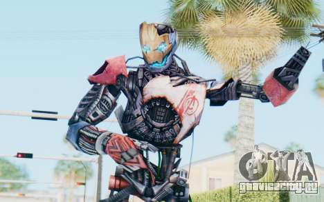 Marvel Future Fight - Ultron Mk1 для GTA San Andreas