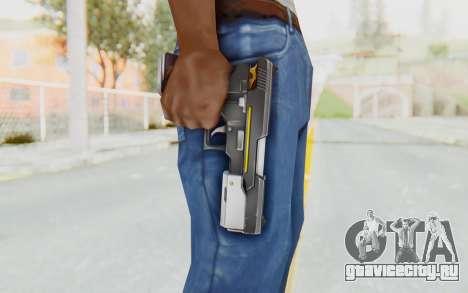 Yuri Pistol для GTA San Andreas третий скриншот