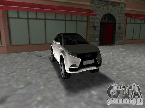 Lada X-Ray для GTA Vice City
