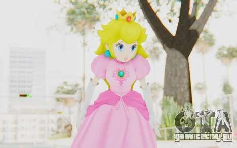Princess Peach для GTA San Andreas