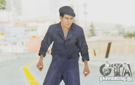 Mafia 2 - Joe Empire Arms Clothes для GTA San Andreas