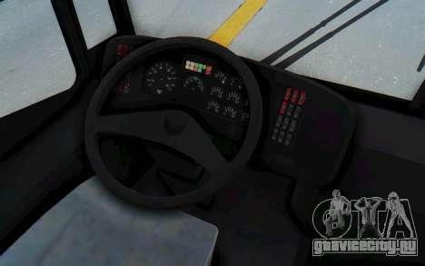 Pylife Bus для GTA San Andreas вид сбоку