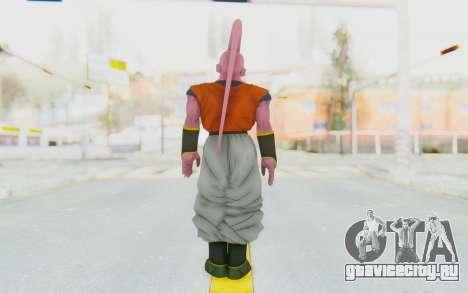 Dragon Ball Xenoverse Super Buu Gohan Absorbed для GTA San Andreas третий скриншот