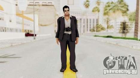 Dead Rising 2 Off The Record Frank West Glasses для GTA San Andreas второй скриншот
