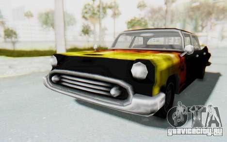 GTA VC Cuban Glendale для GTA San Andreas вид справа