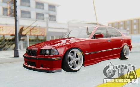 BMW M3 E36 2.5 TDS для GTA San Andreas