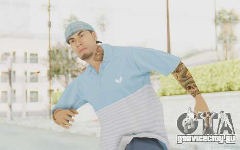 GTA 5 Aztecas Gang 2 для GTA San Andreas