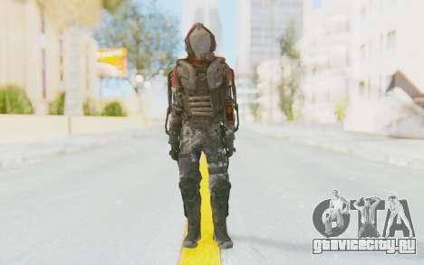 CoD AW Atlas Elite для GTA San Andreas второй скриншот