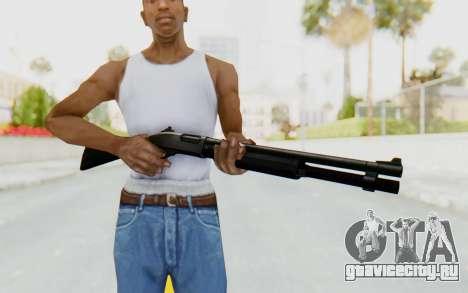 Remington 870 для GTA San Andreas третий скриншот